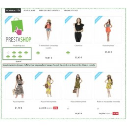Assigning an image or an icon to your PrestaShop products